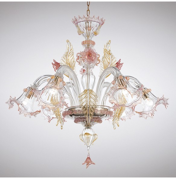 Vivaldi - Sospensione 5 luci