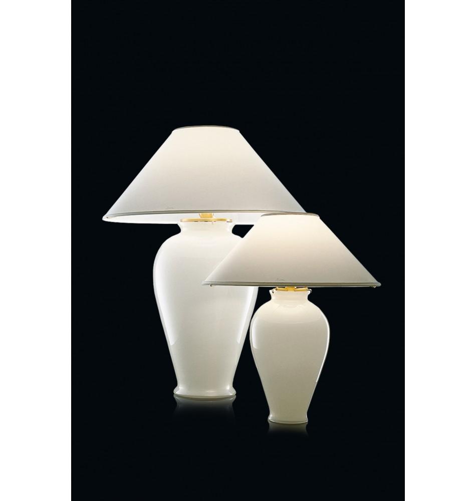 Lampada vintage in vetro di Murano a forma di fungo di La Murrina in ...