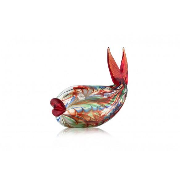 Pesce Crazy - Scultura