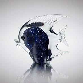 Pesce Avventurina - Scultura