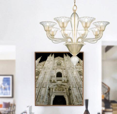 La Murrina Shop Online Lampadari In Vetro Di Murano