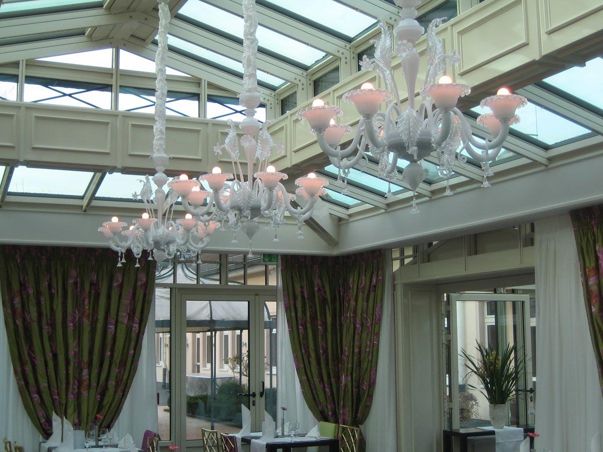 Plafoniere Per Bagno La Murrina : Lampadario camera da letto consigli per scegliere le lampade