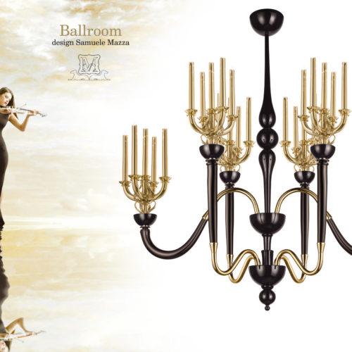 Ballroom Chandelier S6