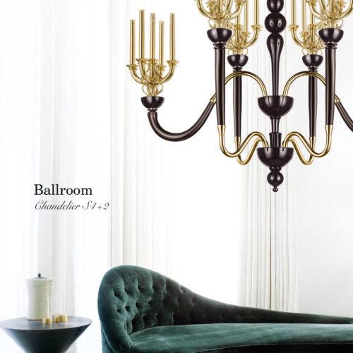 Ballroom Chadelier S4 + 2