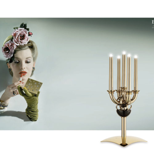 Ballroom Table Lamp