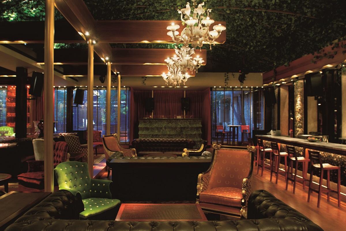 Baraonda Restaurant Atene